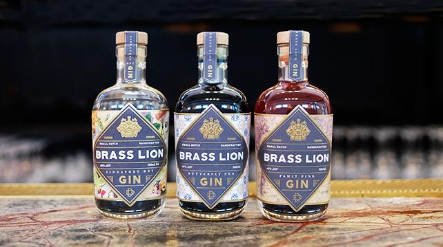 Brass Lion Distillery