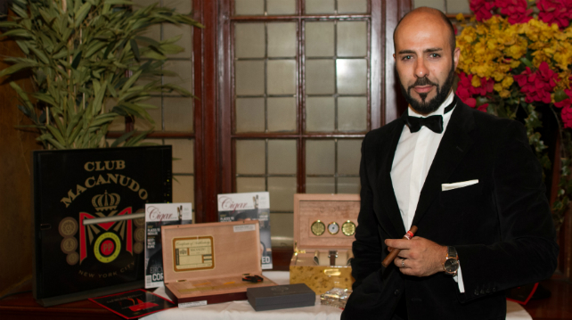 Slow and steady wins the race at the Cigar Smoking World Championship