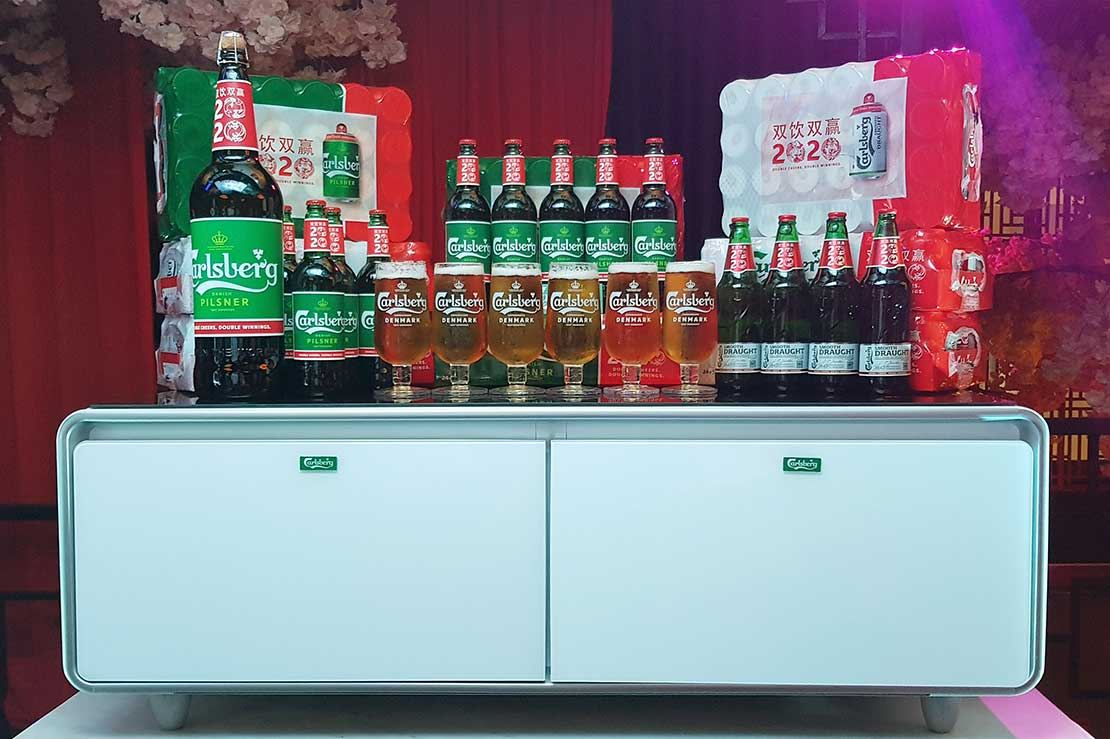 Carlsberg CNY 2020 Giveaways