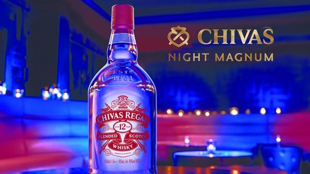 Chivas 12 Night Magnum