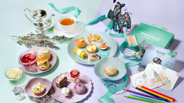Conrad Hong Kong to serve whimsical afternoon tea sets