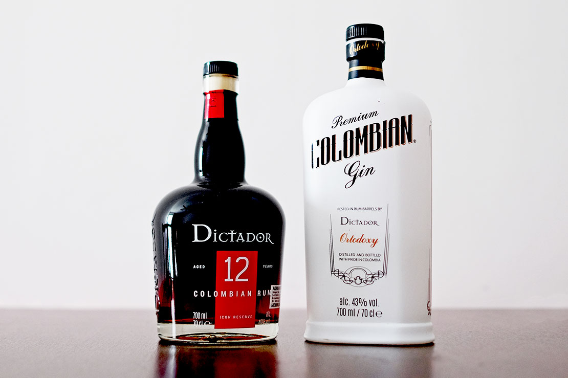 Dictador hits the world with its premium spirits