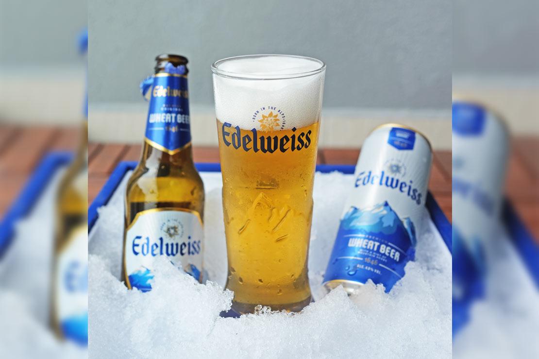 Heineken introduces Edelweiss wheat beer into Malaysia's portfolio
