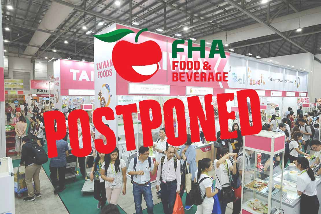 FHA and ProWine Asia Re-scheduled