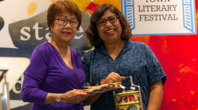 The winners of the Fay Khoo Award for Food and Drink Writing 2018