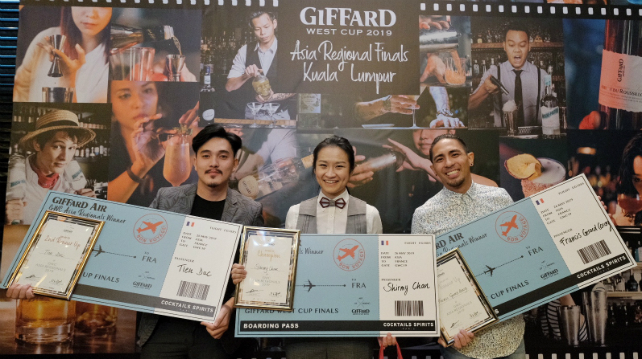 Malaysia clinches top spot at Giffard West Cup Asia Finals 2019