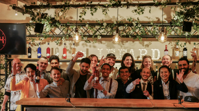 Giffard West Cup Grand Finals sees US bartender winning first place