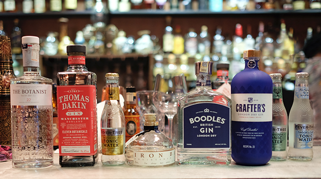 Gin: A Global Phenomenon