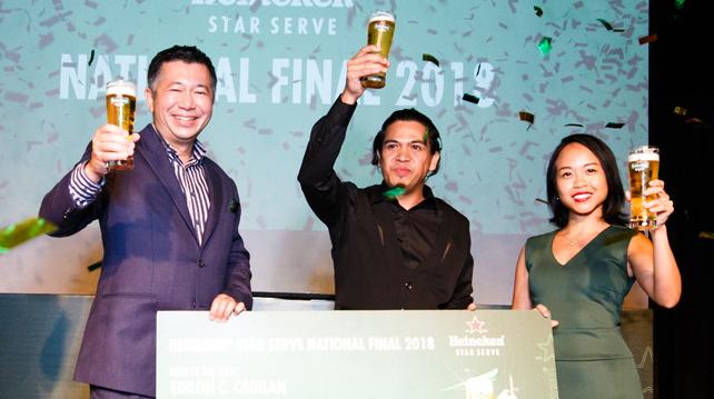 Heineken Star Academy crowns its star bartender