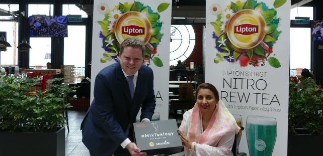 Lipton Nitro Tea chills out at High Line, Genting Highlands
