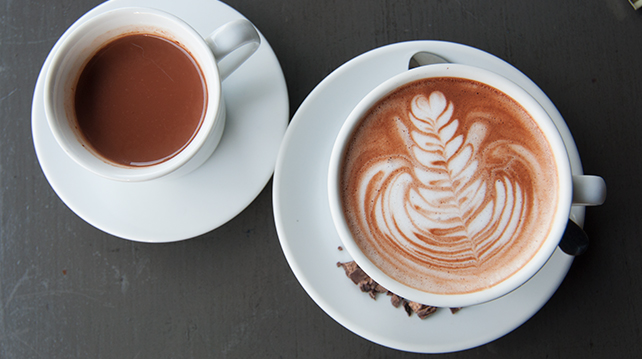 How to make yummy hot chocolate at home