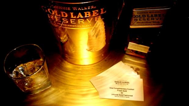 Johnnie Walker Gold Label Indulgence in Penang