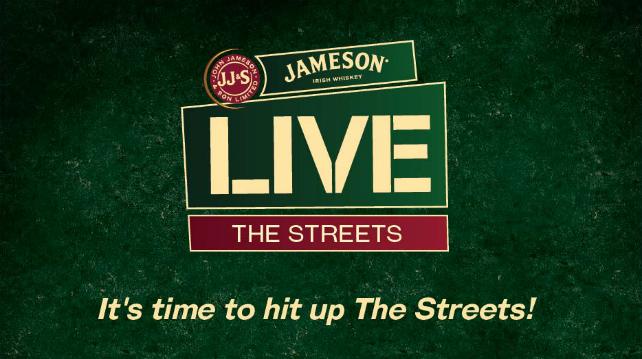 Jameson Live The Streets