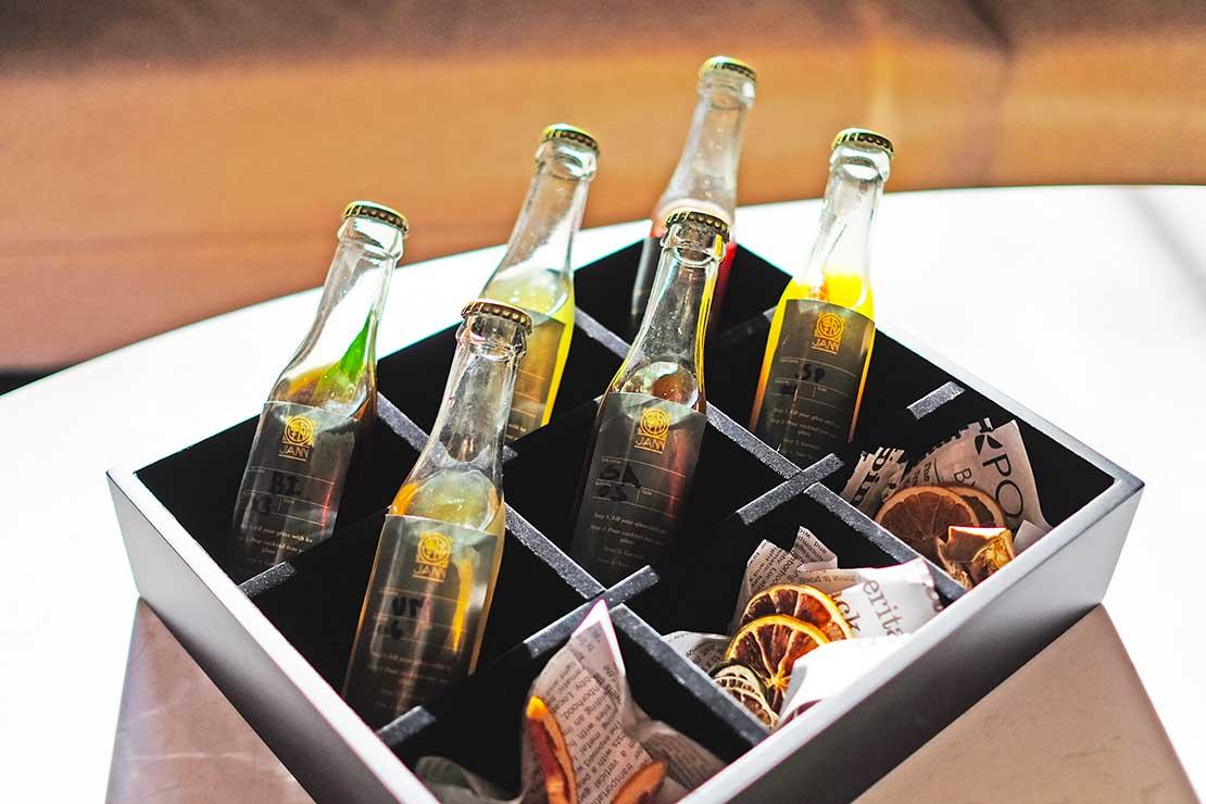 Jann Introduces Six Senses Bottled Cocktails