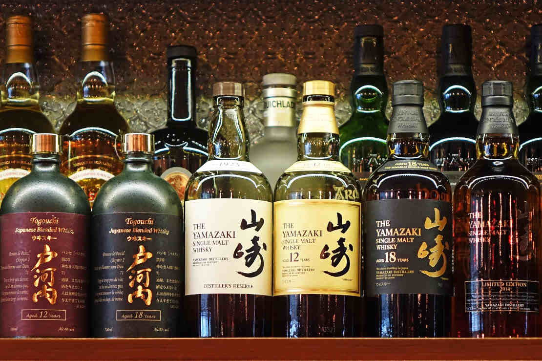 Japanese whisky finally has a new regulation