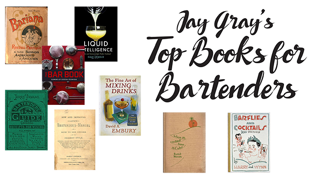 Here are the 10 books that every bartender must read