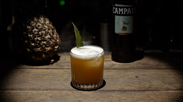 Jungle Bird, the classic cocktail every Malaysian should know
