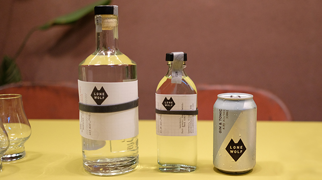 Craft Beer brand enters spirits market