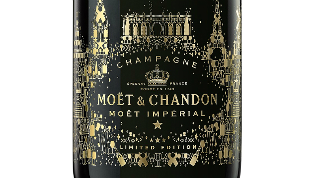 Celebrate the French Art-de-Vivre with a limited-edition Moët & Chandon