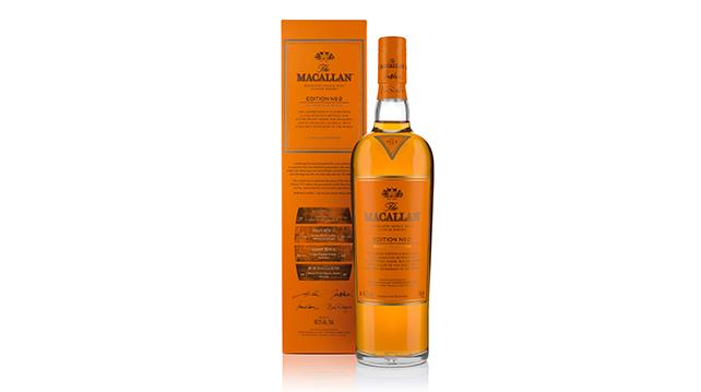 The Macallan Edition No 2