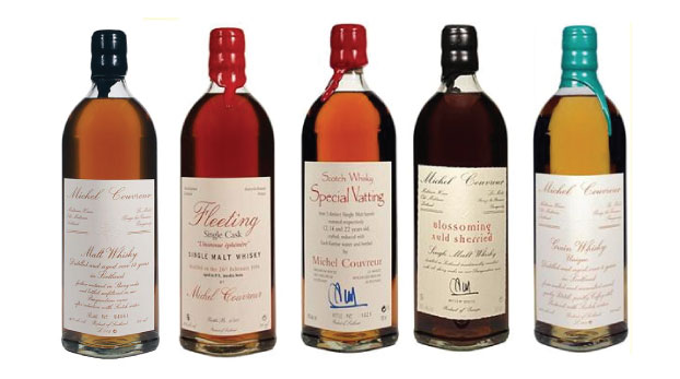 Michel Couvreur - The Artisanal Whisky Producer