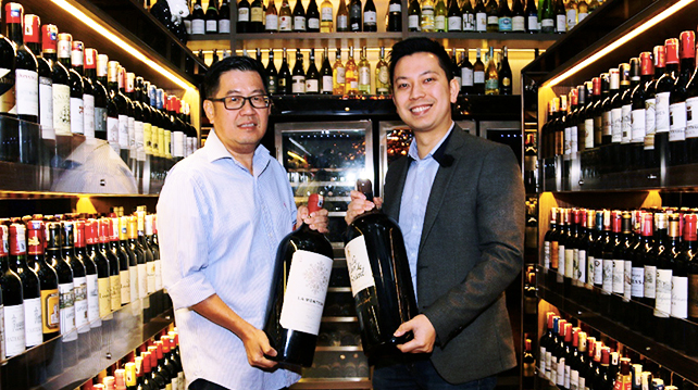 Ministry of Wine launches in Malaysia