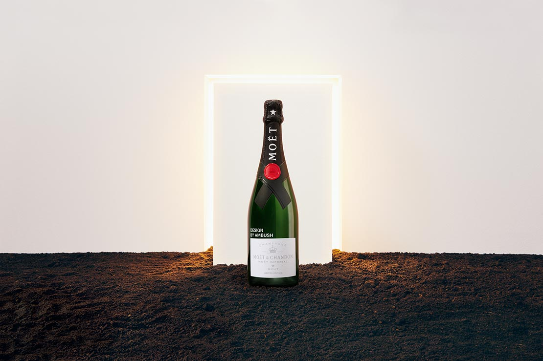 Moët Impérial bottle re-designed for the first time after 152 years