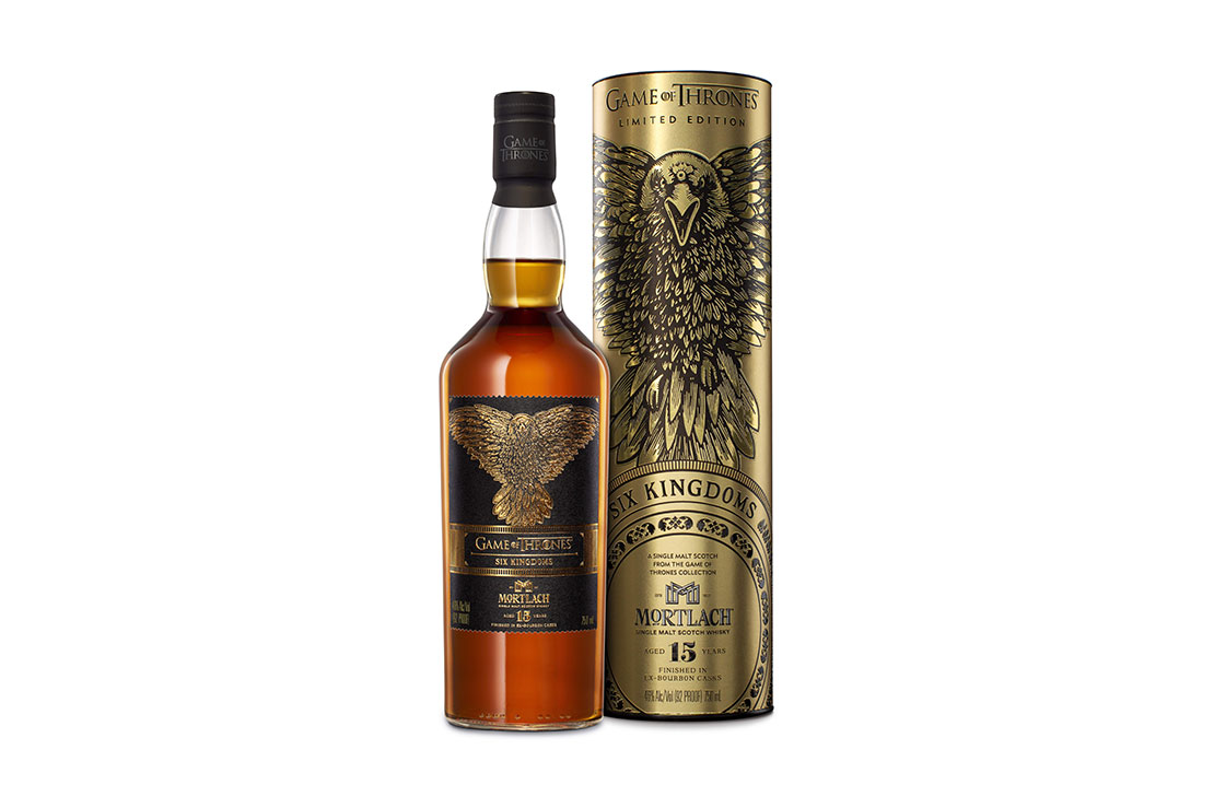 Game of Thrones final release whisky (Promise us, this is the last)
