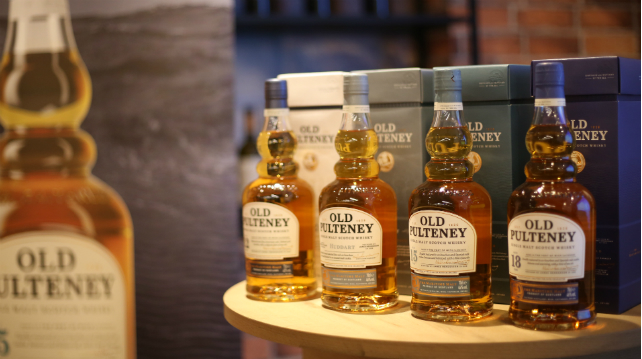 What you need to know about Old Pulteney's new core range