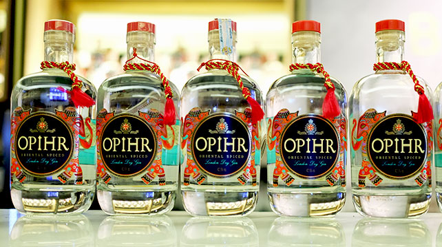 Opihr Cocktail Competition Malaysia Country Final 2017