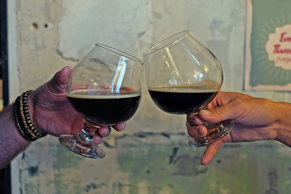 Porter and stout, what's the difference?