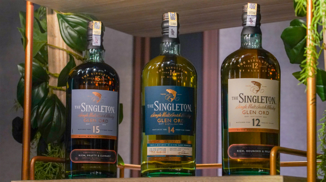 Singleton of Glen Ord's latest limited edition expression
