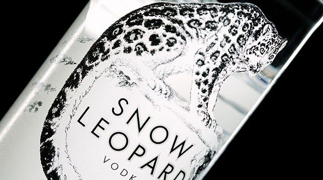 Vodka that can save the wild cats