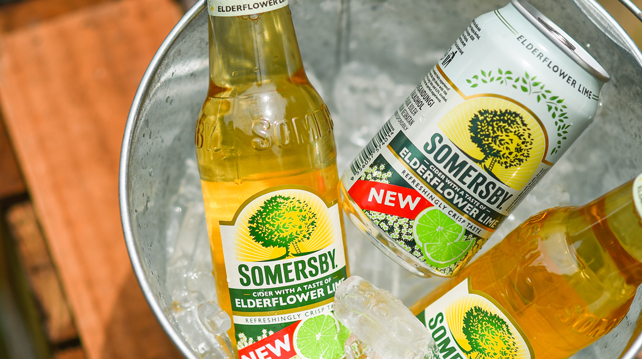 Somersby Malaysia releases a new flavour