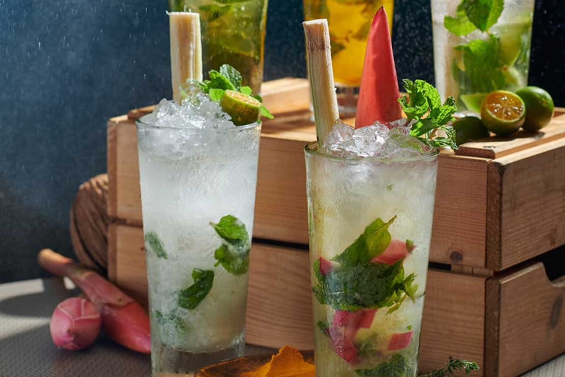 Mojitos, 30 ways for a month