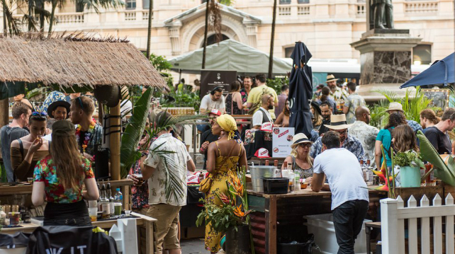 If you like Piña Coladas, get over to the Sugarcane Sunday rum festival in Sydney