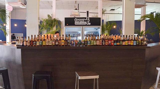 Taps Beer Bar opens pop-up in Penang
