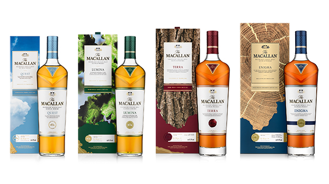 The Macallan Quest Collection available now in global travel retail