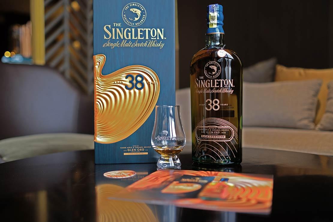 The Singleton releases longest secondary matured whisky