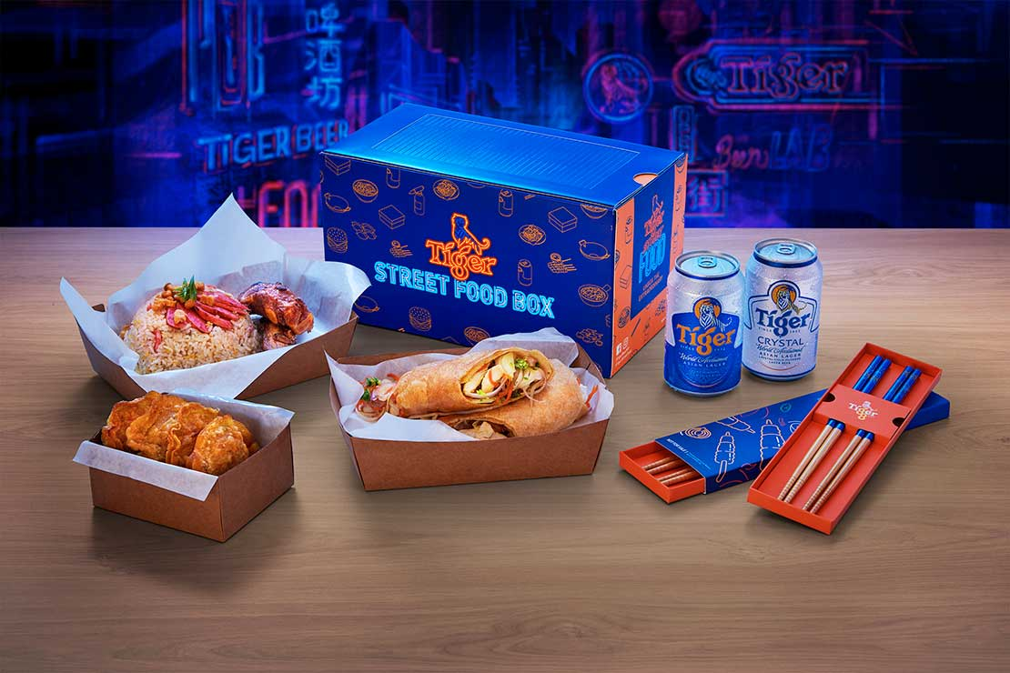 Tiger Street Food returns with limited edition meal sets