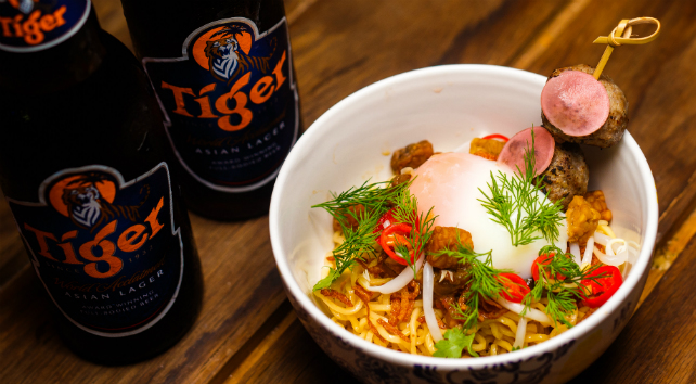 Get back to the streets with Tiger Uncage Street Food Festival