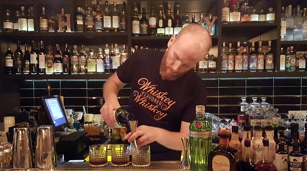 How to be a world class bartender
