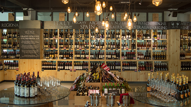 Wine Connection flagship opens in Malaysia