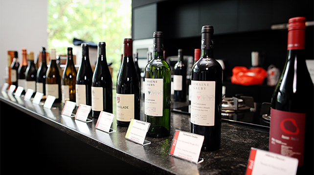 Wine Discovery Walkabout Tasting 2017