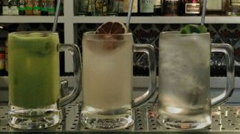 Cocktails inspired by Malaysians' favourite drinks