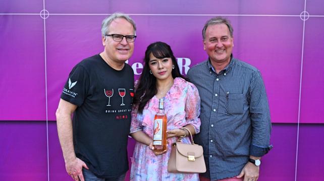 Thai wine wins World's Best Ros