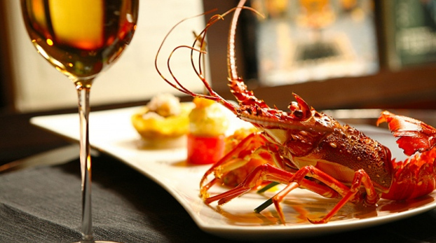 Pairing Malaysian food with wine