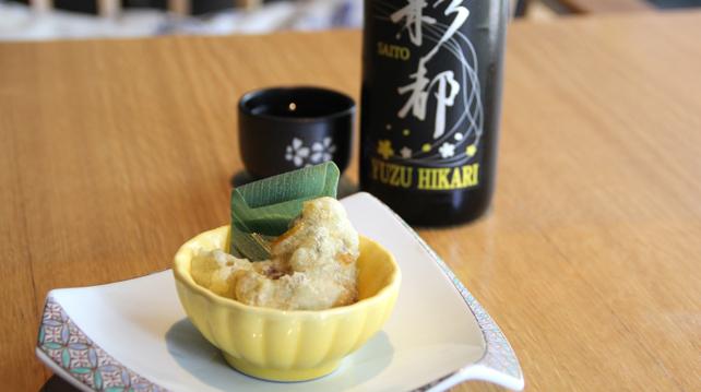 Sake pairing dinner at Tatsu, Intercontinental Hotel KL