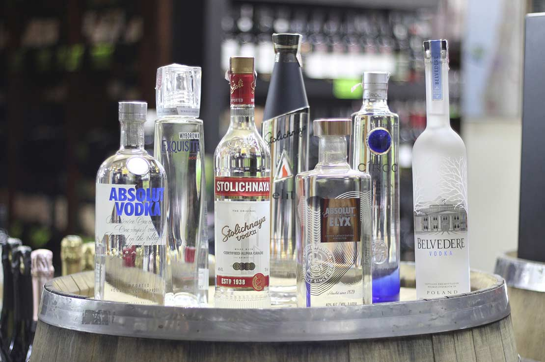 A brief (but comprehensive) introduction to Vodka