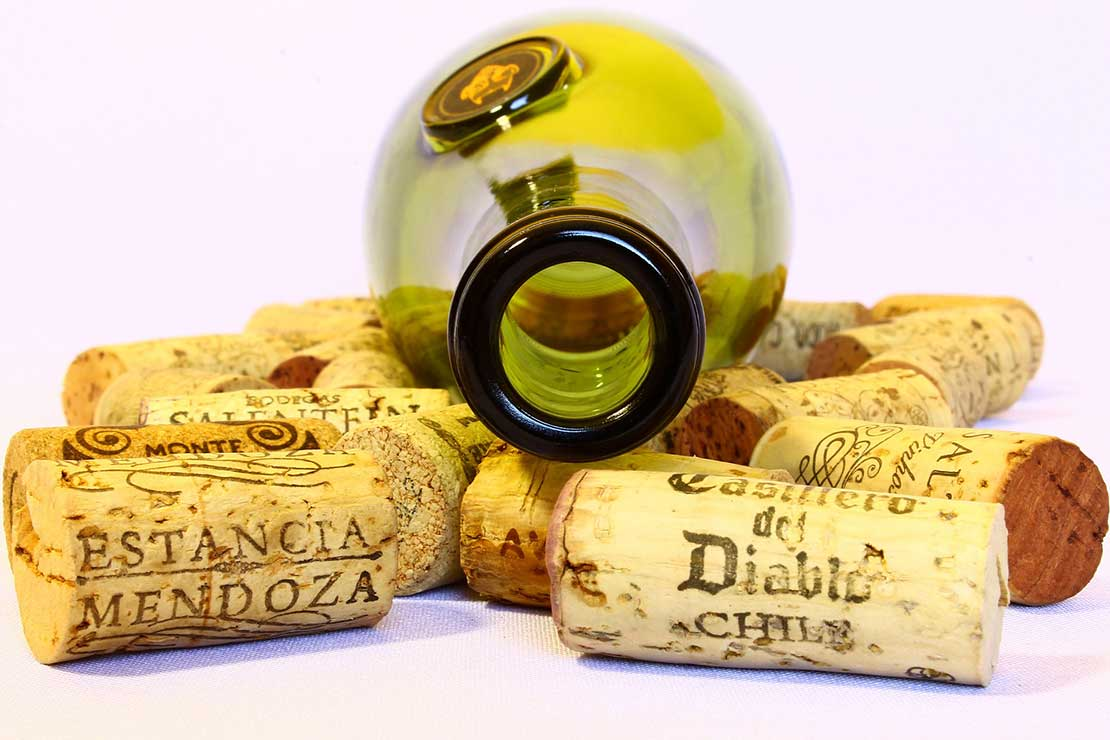 New technology to track the origin of wine